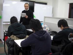 フォーサイトの授業風景
