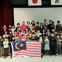 マレーシアキャンプ集合写真